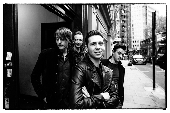 Laurence Jones & Band